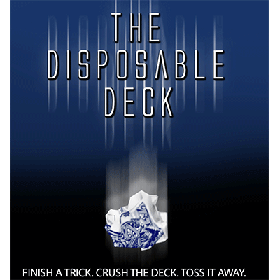Disposable Deck 2.0 - magic