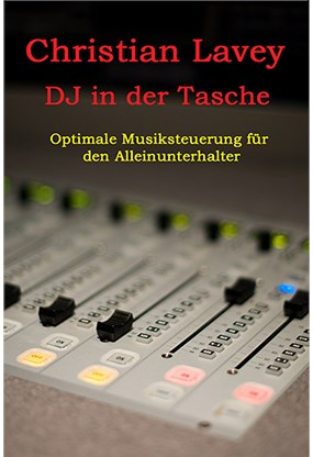 DJ in der Tasche  English/ German versions included - magic