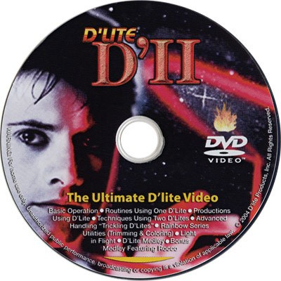 D'Lite - The Ultimate D'Lite DVD - magic