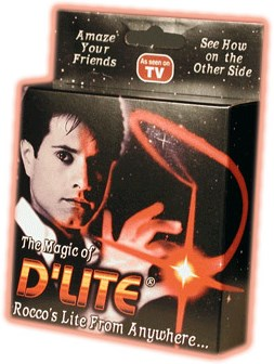 D'Lite Red (Jumbo) - magic