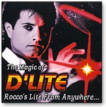D'Lite Red  - magic