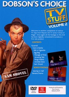 Dobson's Choice TV Stuff Volume 2 - magic