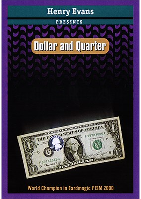 Dollar and Quarter - magic