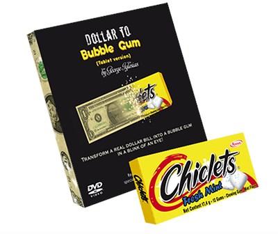 Dollar to Bubble Gum - magic