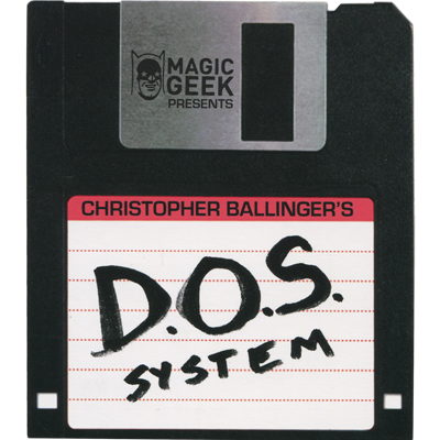 DOS System - magic
