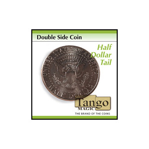 Double Sided - Half Dollar (tails) - magic