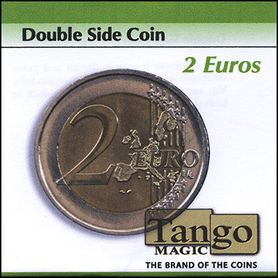 Double Sided - 2 Euros - magic