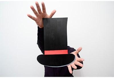 Dove Hat - magic