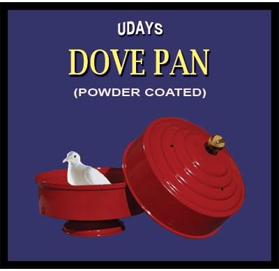 Dove Pan Powder Coated - magic