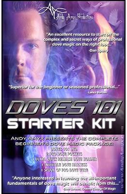 Doves 101 Starter Kit - magic