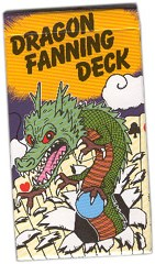 Dragon Fanning Deck - magic