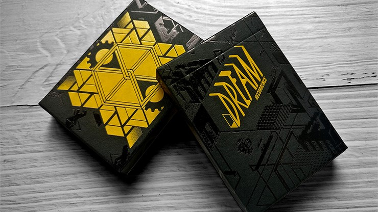 Dream Recurrence: Exuberance Playing Cards - magic