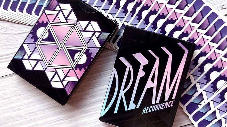 Dream Recurrence: Reverie Playing Cards - magic