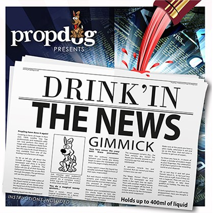 Drink'in the News - magic