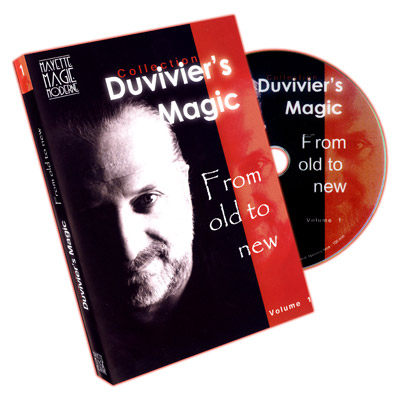 Duvivier's Magic 1: From Old to New - Volume 1 - magic