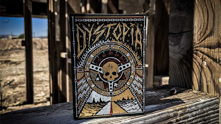 Dystopia Playing Cards - magic