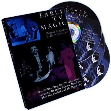 Early TV Magic Collection - magic
