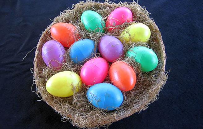 Easter Basket Production - magic