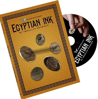 Egyptian Ink - magic