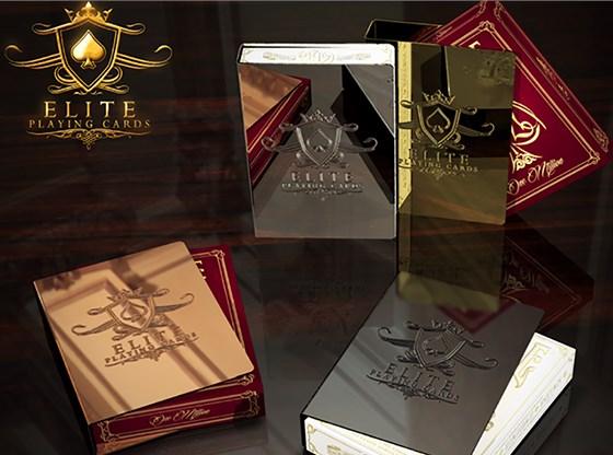Elite Card Clip - magic