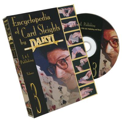 Encyclopedia of Card Sleights - Volume 3 - magic