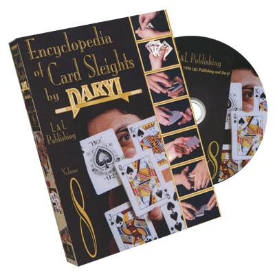 Encyclopedia of Card Sleights - Volume 8 - magic
