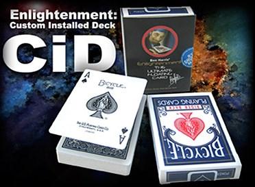 Enlightenment Custom Installed Deck - magic