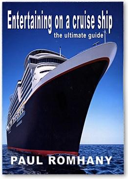 Entertaining on Cruise Ships - magic