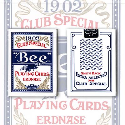 Erdnase 1902 Bee Playing Cards - magic