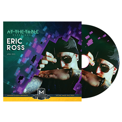 Eric Ross Live Lecture DVD - magic