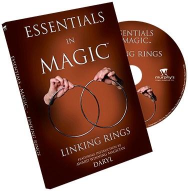 Essentials in Magic Linking Rings - magic