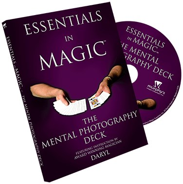 Essentials in Magic Mental Photo - magic