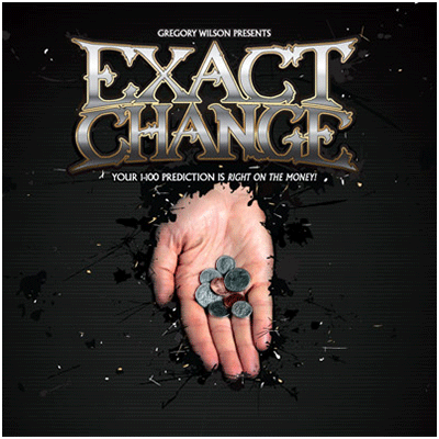 Exact Change - magic