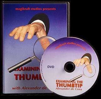 Examining The Thumbtip - magic