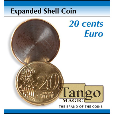 Expanded Shell - 20 Euro Cent - magic