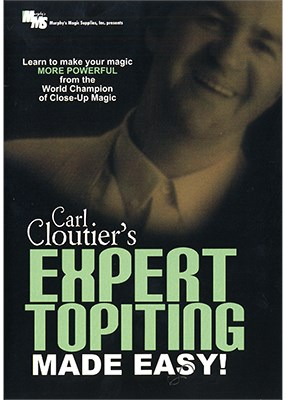 Expert Topiting Made Easy  - magic