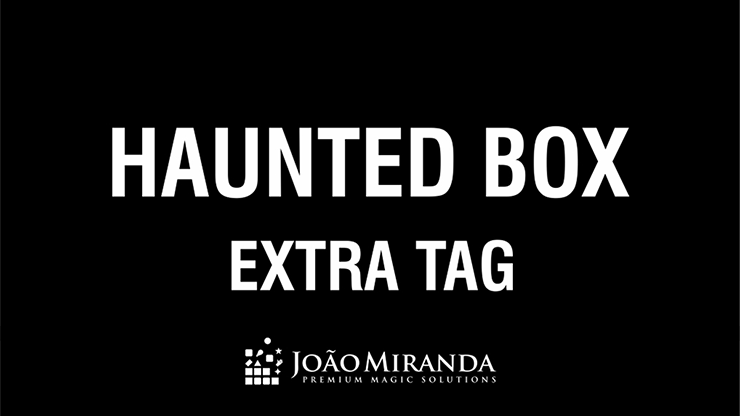Extra Tag for Haunted Box - magic