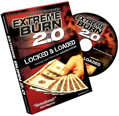 Extreme Burn Locked & Loaded - magic