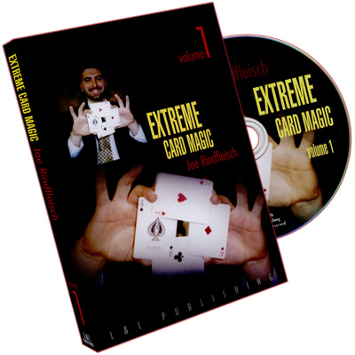Extreme Card Magic (Volumes 1 & 2) - magic