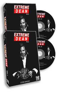 Extreme Dean (Volumes 1 & 2) - magic
