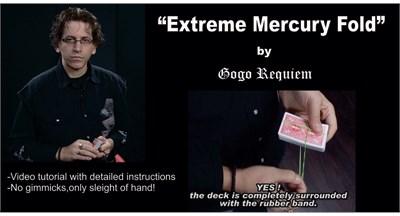 Extreme Mercury Fold - magic
