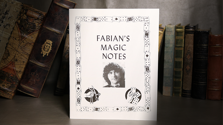Fabian's Magic Notes - magic