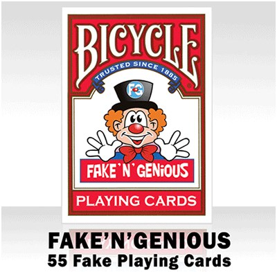 Fake 'N' Genious Deck - magic