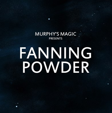 Fanning Powder 2oz/57grams - magic