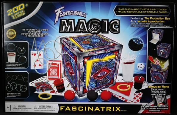 FASCINATRIX Magic Set - magic
