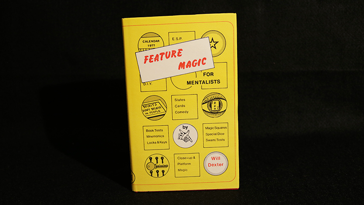 Feature Magic for Mentalists - magic