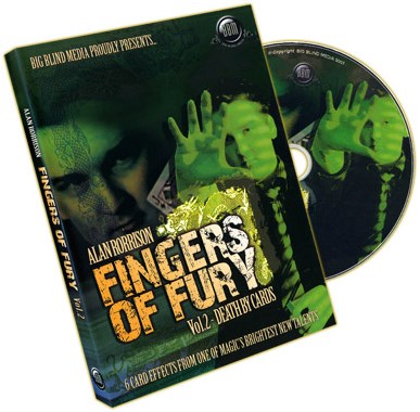 Fingers of Fury Volume2 - magic