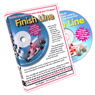 Finish Line - magic