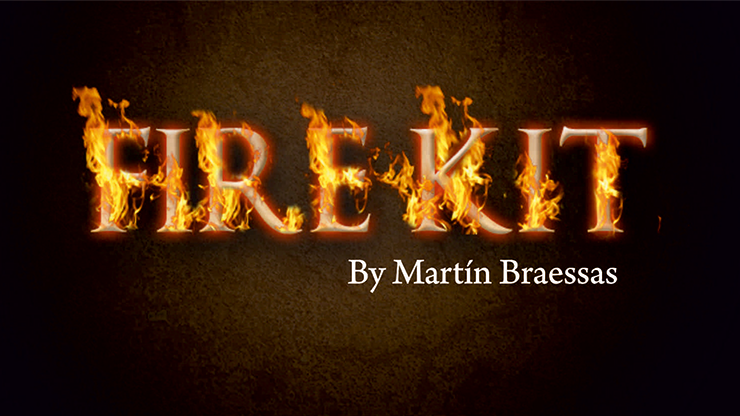 Fire Kit - magic