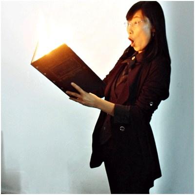 Fire & Production Book - magic